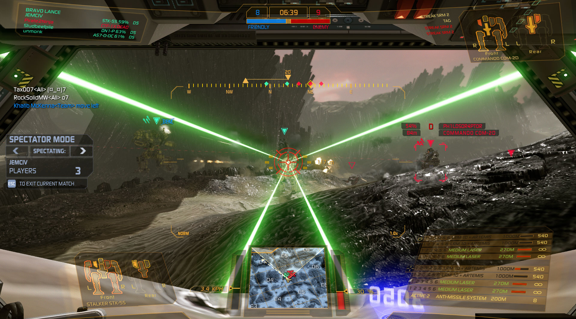 Mechwarrior Online review | PC Gamer