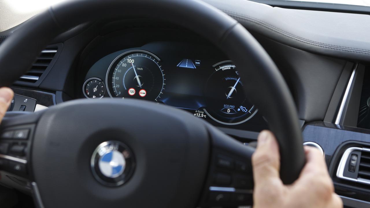 BMW gives eco driving a high-tech makeover | TechRadar