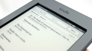 Software update brings Paperwhite features to Kindle Touch