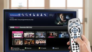 Majority of Sky's customers have connected to on-demand