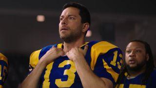 Zachary Levi in American Underdog