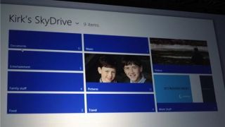Microsoft Office 365 Skydrive Demo