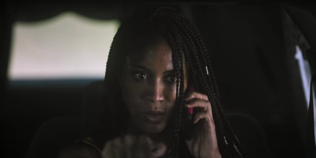 Natalie Malaika in Day of the Dead