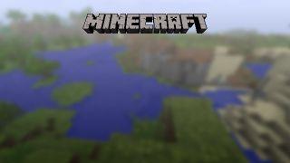 minecraft original title screen seed