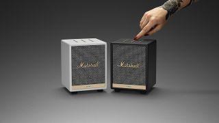 The Marshall Uxbridge Voice speaker