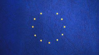 Brexit: EU flag