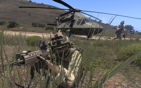 Arma 3 review | PC Gamer
