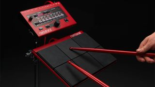 The Nord Drum 2 and Nord Pad a perfect combination