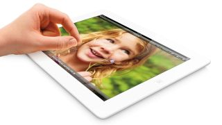 WIN! An iPad 4 with stunning Retina Display