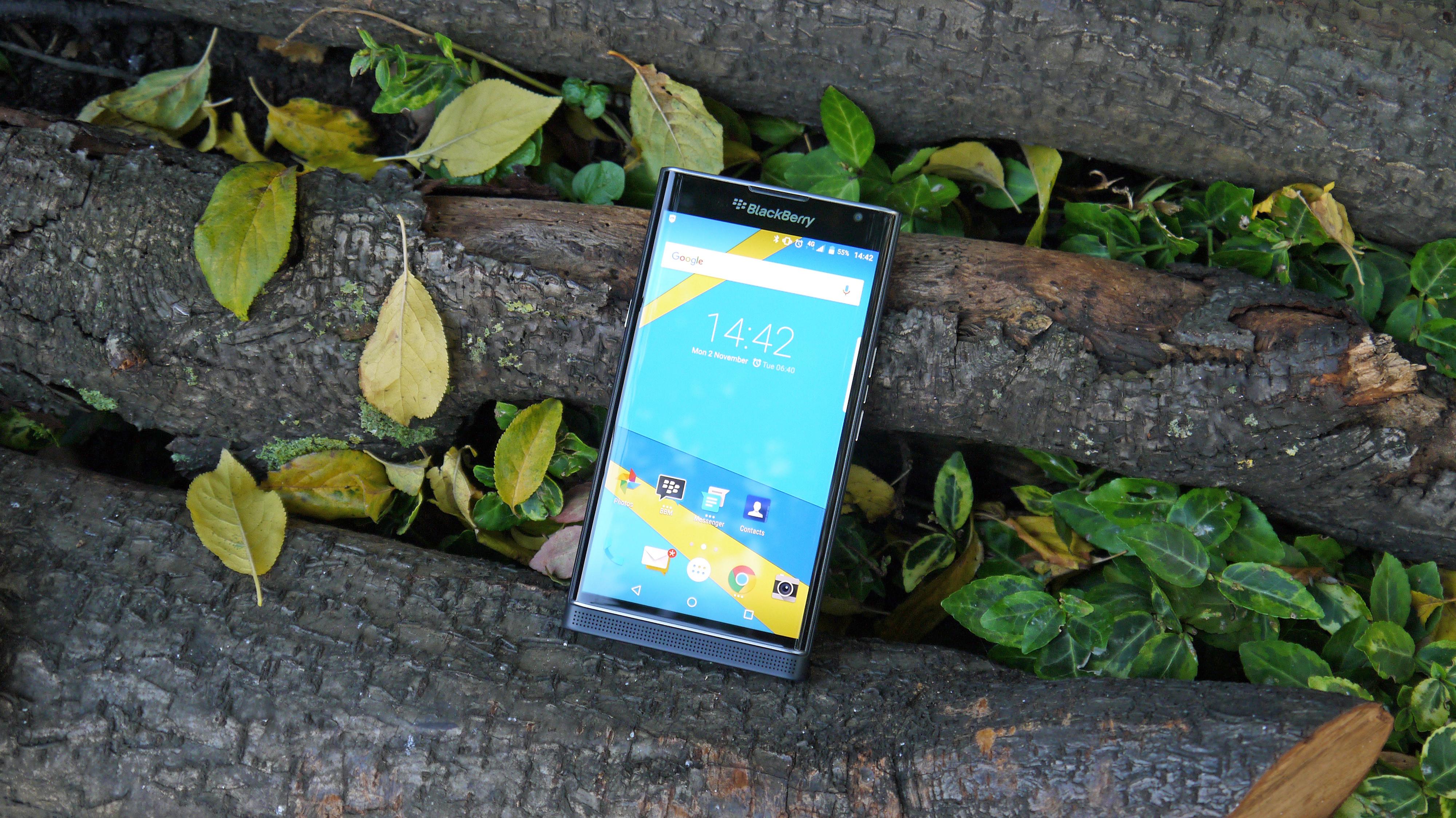 BlackBerry Priv review: Page 7 | TechRadar