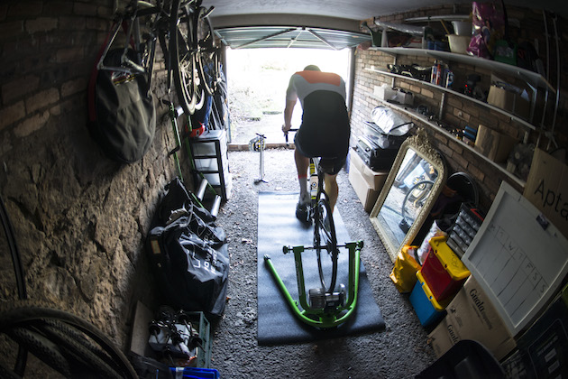 Turbo Training Sessions Get The Most Out Of Indoor Training
