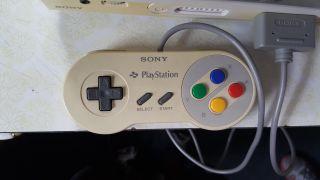 Nintendo Play Station conole