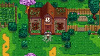 Stardew Valley's incomplete community centre