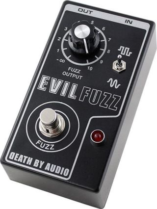 Summer NAMM 2019: Death By Audio Unveils New Evil Fuzz Pedal