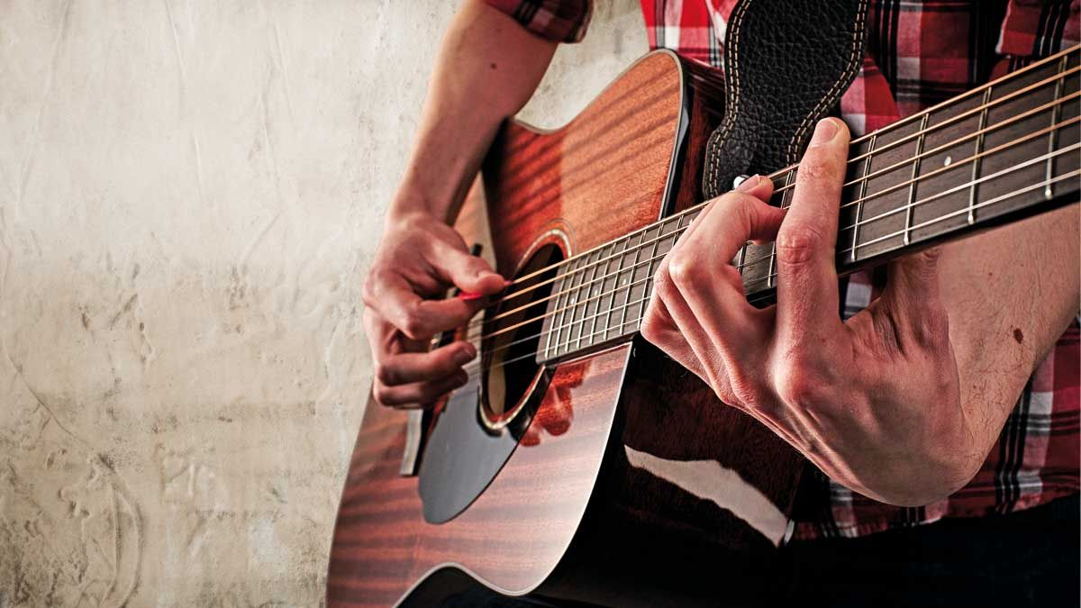 Hybrid-Picking on Acoustic: How to Take Your First Steps
