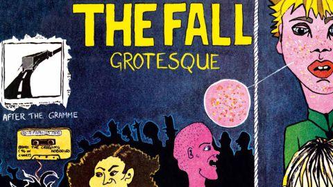 Cover art for The Fall - Reissues album