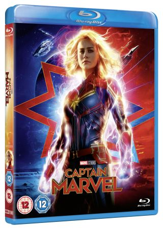 Win a Blu-ray of Captain Marvel!