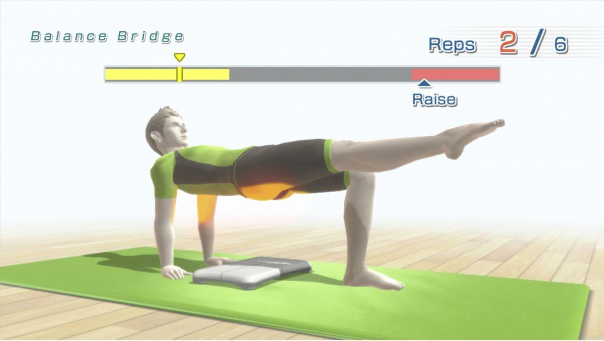 Wii Fit, come funziona il personal trainer da salotto - Il ...