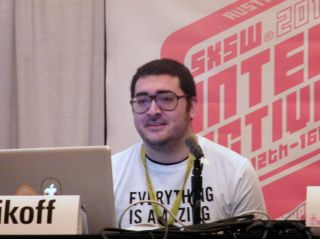 Jeffrey Kalmikoff, director of design and user experience at Digg