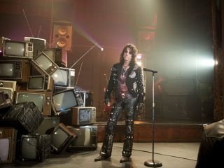 We promise we won't do any jokes about Alice Cooper being on the scrapheap...
