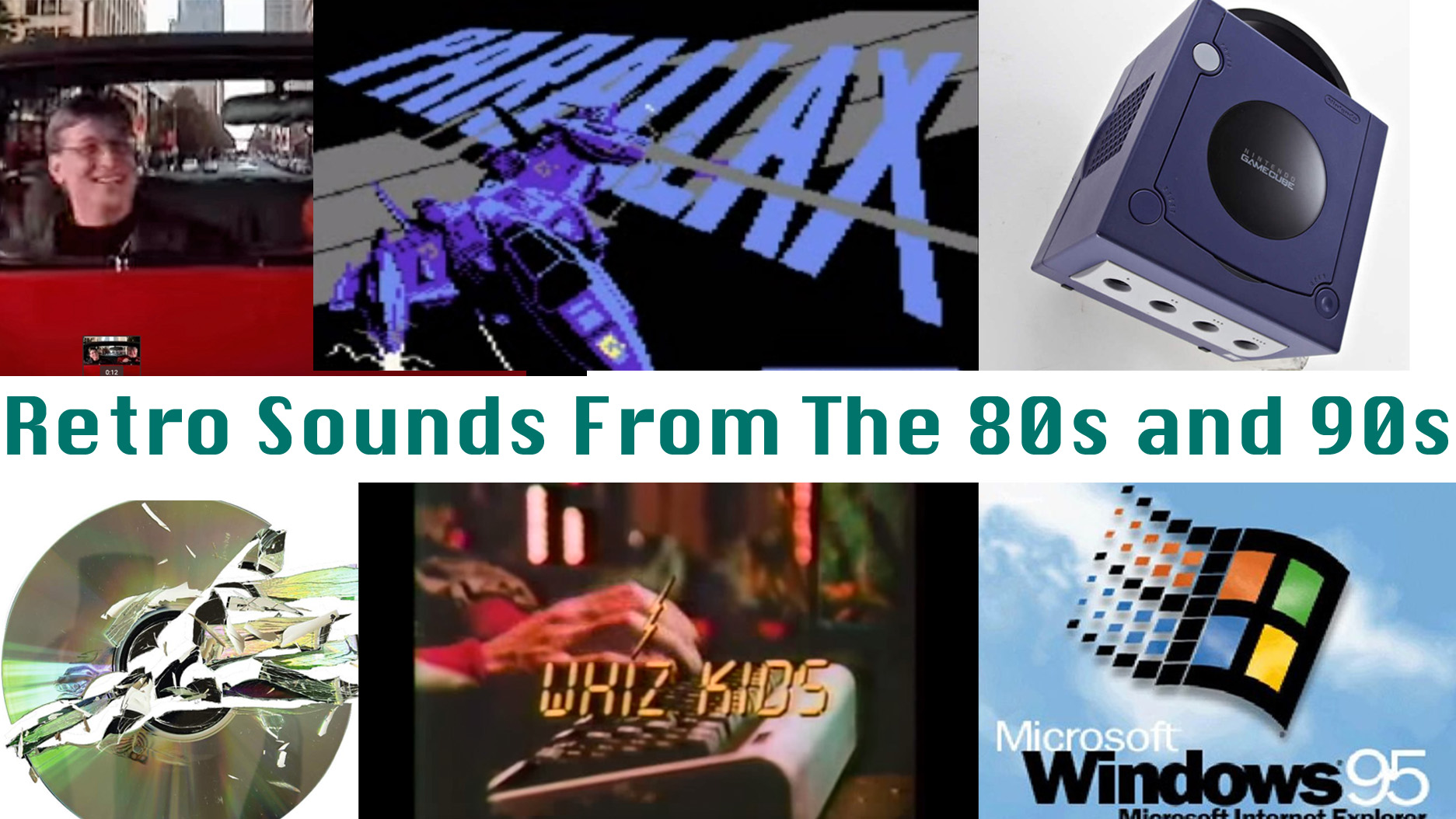Listen to the retro sounds that defined the 80s and 90s | TechRadar