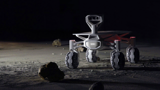 Audi's next car will drive on the Moon