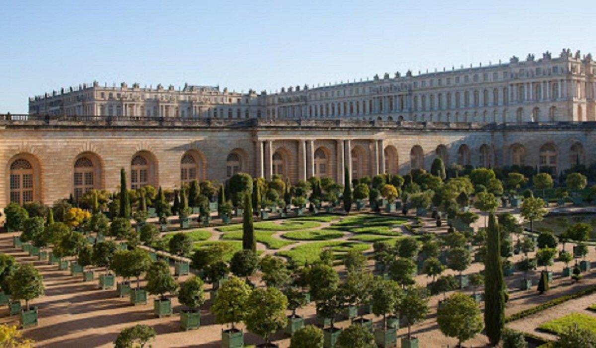 Versailles Outlander Season 3