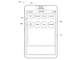 Apple patents multitouch mouse featuring small display