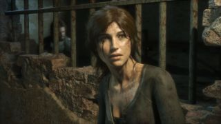 Rise of the Tomb Raider wet wipes needed