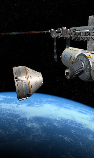 New Boeing Spaceship Targets Commercial Missions