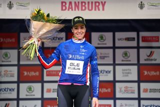 Marta Bastianelli wins stage 1 and takes the first leader's jersey at the Women's Tour