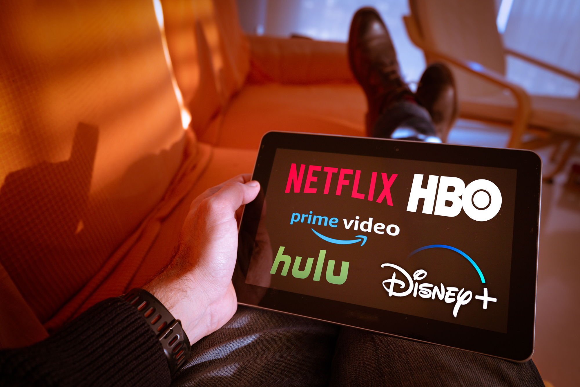 Video Caminetto Per Tv there are too many streaming services: how to pick the best