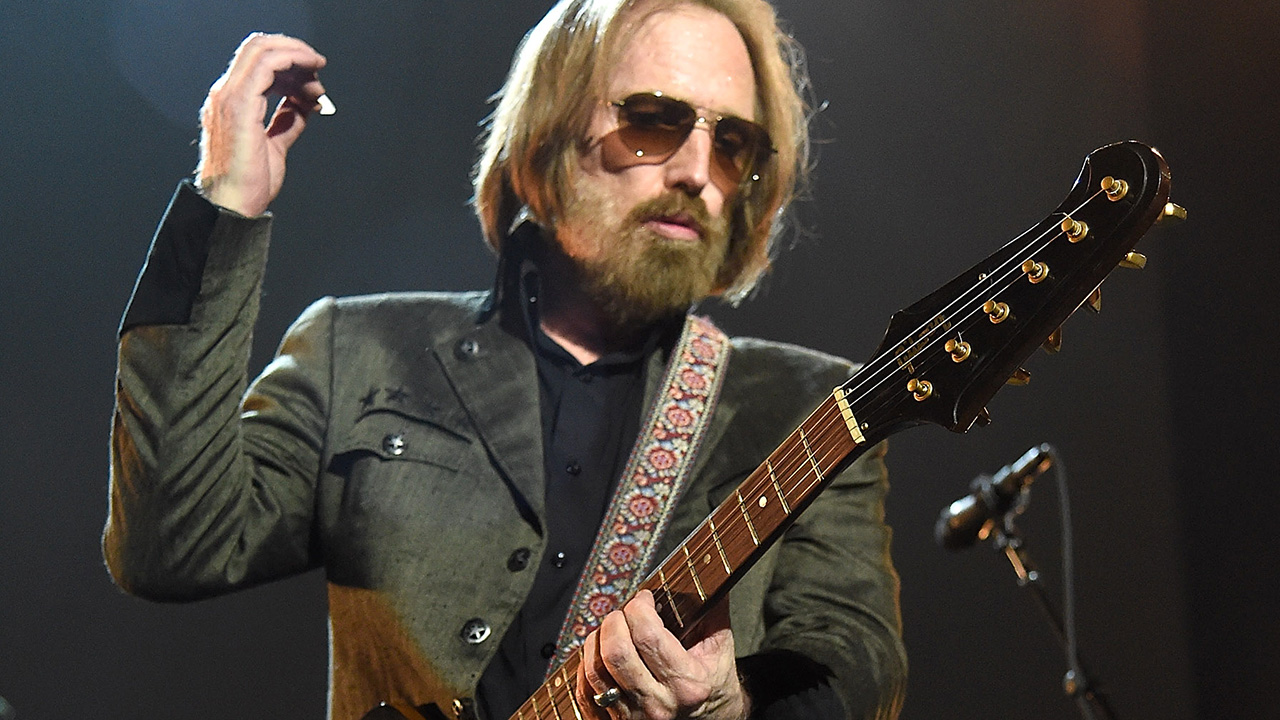 Listen to previously unreleased Tom Petty track For Real