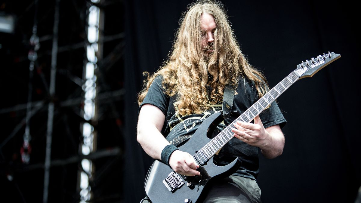 At The Gates share sprawling new single The Fall Into Time, announce guitar giveaway