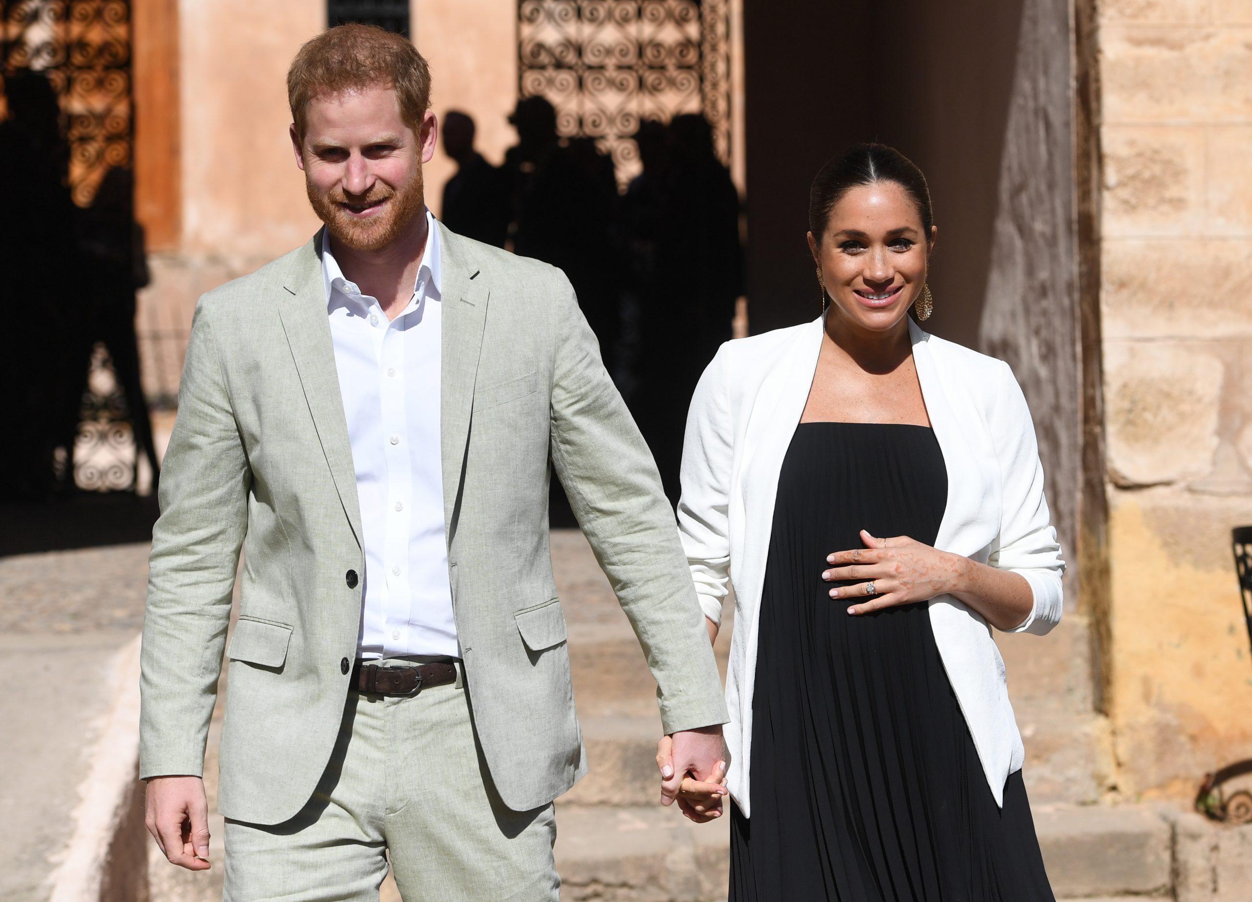 Meghan Markle birth, royal baby