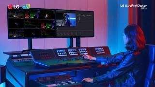 LG UltraFine 32EP950 OLED Pro monitor