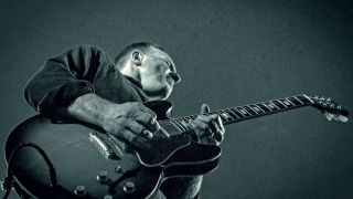 Altered Five Blues Band's Jeff Schroedl