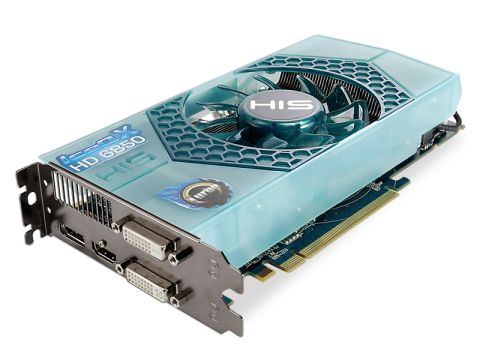 HIS Radeon HD 6850 IceQ