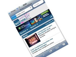 TechRadar mobile site launches