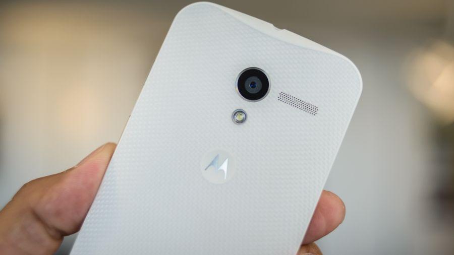 Motorola: 'Fingerprint scanning isn't ready for prime time'