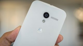 Motorola: 'Fingerprint scanning isn't ready for prime time'