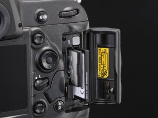 Nikon D4 to come bundled with XQD card and reader | TechRadar