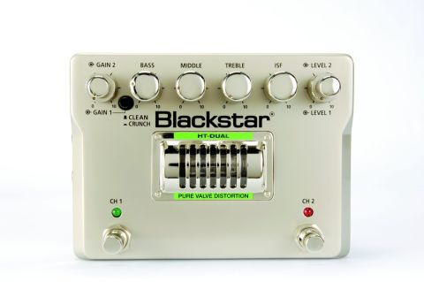 We rate the HT-Dual as Blackstar's most versatile pedal.