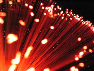 Fibre optice - the future of the internet?