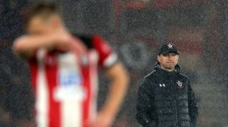 Southampton Leicester Hasenhuttl