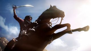 Battlefield 1 open beta lets you ride horses or a train into battle this month