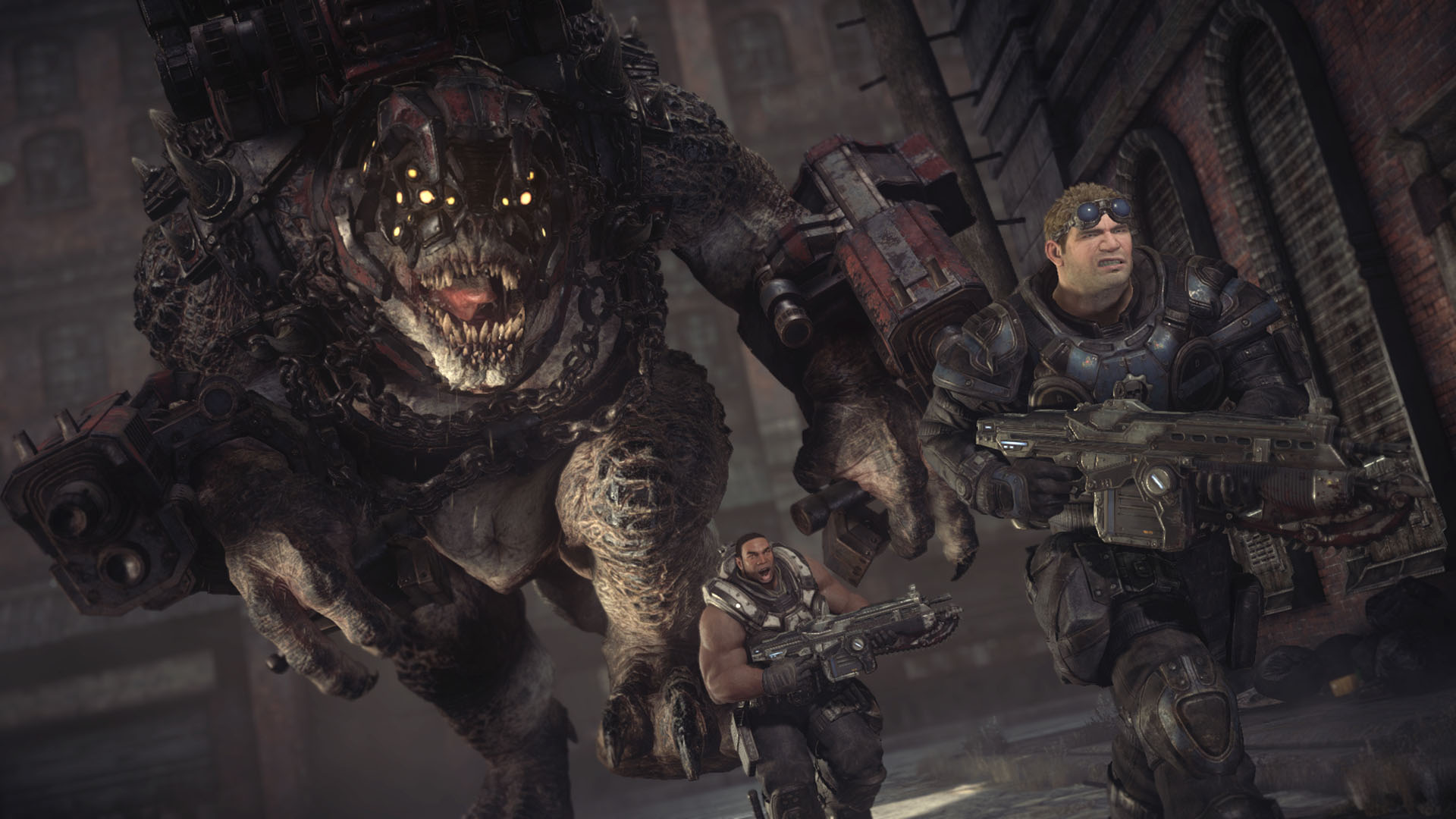 Gears of War Ultimate Edition will come to PC after Xbox One