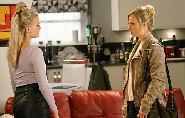 Will Sarah save Bethany from evil Nathan's clutches?