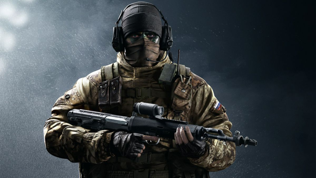 Rainbow Six Siege's next patch reworks its most powerful sniper | PC Gamer