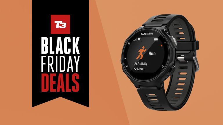 cheap Garmin Forerunner 735XT deal fitbit rival running watch deal black friday